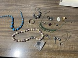 Group lot of antique jewelry