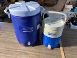 2 Portable Job Site Coolers