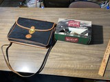 Woolworth Slippers in box PLUS Purse