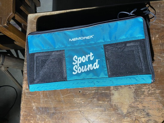 Vintage Memorex Sportsound
