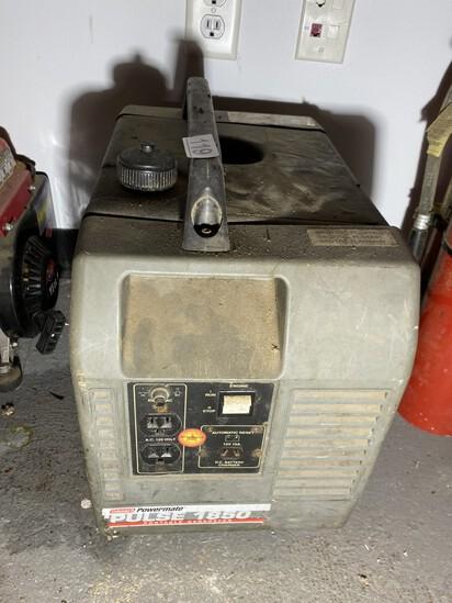 SMall 1850 watt gas generator