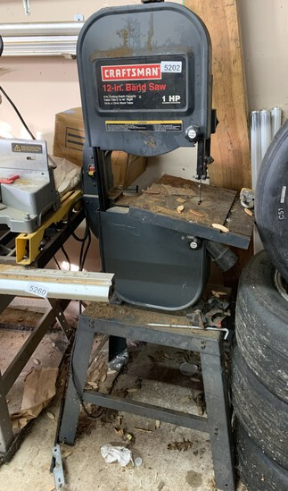 Craftsman 12 in Band Saw