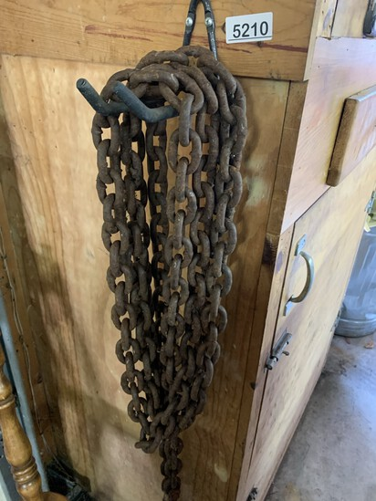 Large Tow / Log Chain