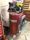 Sanborn Magna Force Air Compressor Model -G500BPL60V with Airlines