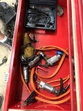 Contents of 1 Drawer Including - Grinder, Drill, Air Tools & More