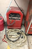 Lincoln Electric AC/DC Arc Welder with Leads & Power Cables
