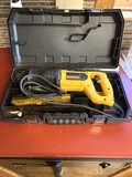DeWalt Sawzall with Blades & Case