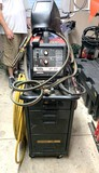 Lincoln SP 100 MiG Welder with Cart & Contents