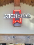Works! Michelob Neon Sign