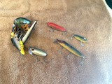Assortment of Vintage Fishing Lures