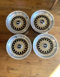 BBS 10j x 16 H2 ET 36 Rims.  Great Shape! With Metal Valve Stems.