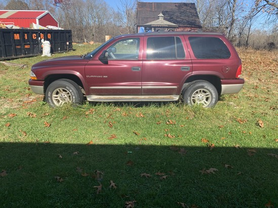 2001 Dodge Durango SLT (NO KEY)