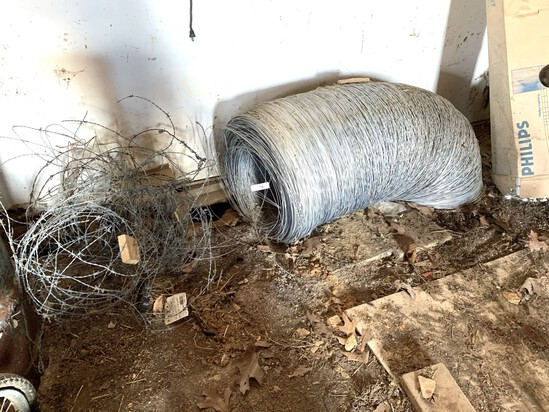 Barbed Wire & Electric Fence Wire
