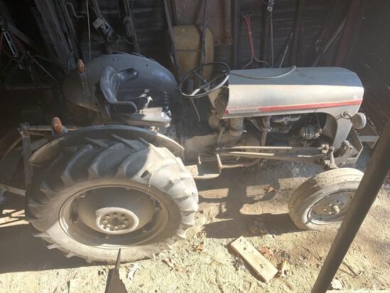 Old Ferguson-30 Tractor