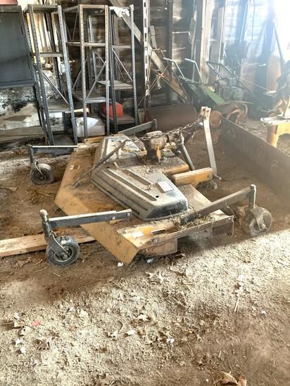 6ft Mower Deck