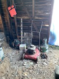 Lawn Mower, Barbed Wire, Level & More