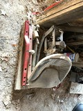 Tractor Seat, Spreader Bars, PTO Coupler