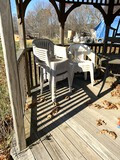 Group of Patio Furniture