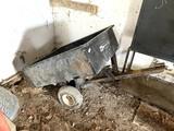 Agri-Fab Utility 10 Wagon Model # 45-01003