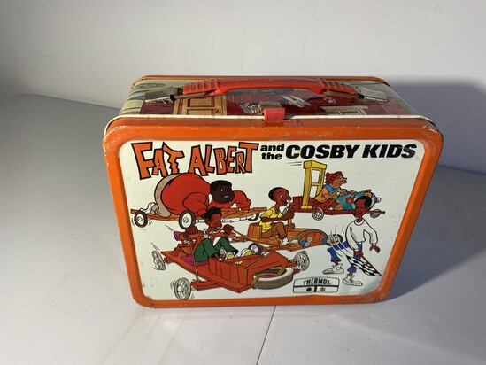 Vintage Fat Albert Cosby Kids Lunchbox