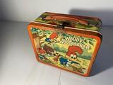 Vintage Metal Lunchbox Woody Woodpecker