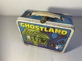 Vintage Metal Lunchbox Ghostland