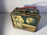 Vintage Metal Lunchbox The Astronauts