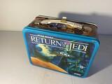 Vintage Metal Lunchbox Star Wars