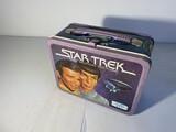Vintage Metal Lunchbox Star Trek Motion Picture