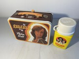 Vintage Metal Lunchbox Bee Gees Robin Gibb with Thermos