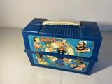 Vintage plastic lunchbox - Popeye