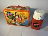 Vintage Metal Lunchbox - Happy Days