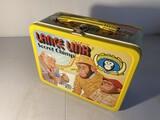 Vintage metal lunchbox - Lance Link