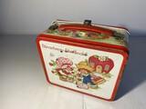 Vintage metal lunchbox - Strawberry Shortcake