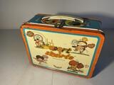 Vintage metal lunchbox - Sport Skwirts