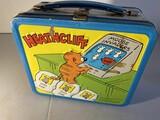 Vintage Metal Lunchbox - Heathcliff