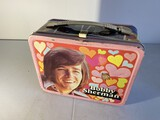 Vintage metal lunchbox - Bobby Sherman