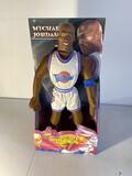 Vintage Michael Jordan Space Jam doll in packaging