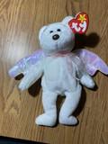 Rare Beanie Baby Angel Bear