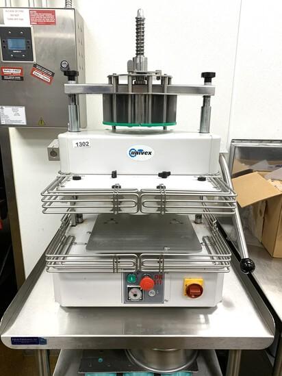 Univex DR14 Model SDR1411 - Countertop Dough Divider Rounder