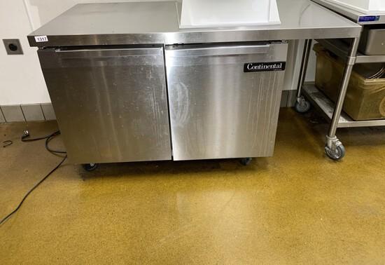 Continental Undercounter Freezer  Model SWF 48