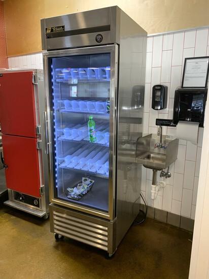 True Refrigeration Cabinet Model T-23G-LD