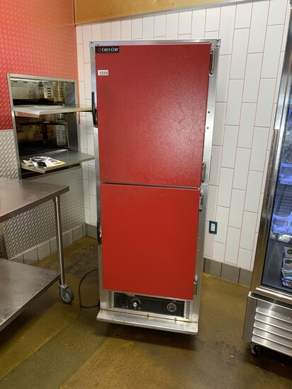 Cres Cor Insulated Holding Cabinet Model H135UA11R