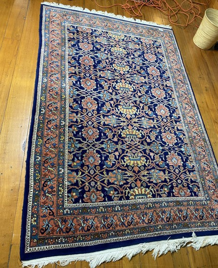Hand made persian rug or carpet