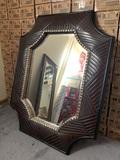 Large Bombay Makio Mirror