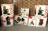 Large Assortment of Store Returned Small Appliances