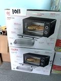 2 Store Return Toaster Ovens