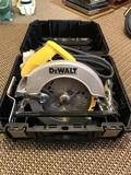 DeWalt Circular Saw Model DW369