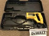 DeWalt Reciprocating Saw Model DW303M