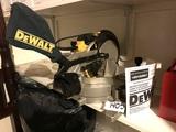 DeWalt Compound Miter Saw Model DW703